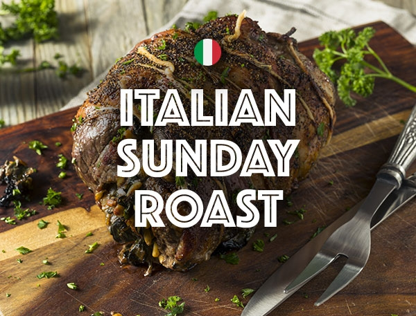 Italian Sunday Roast